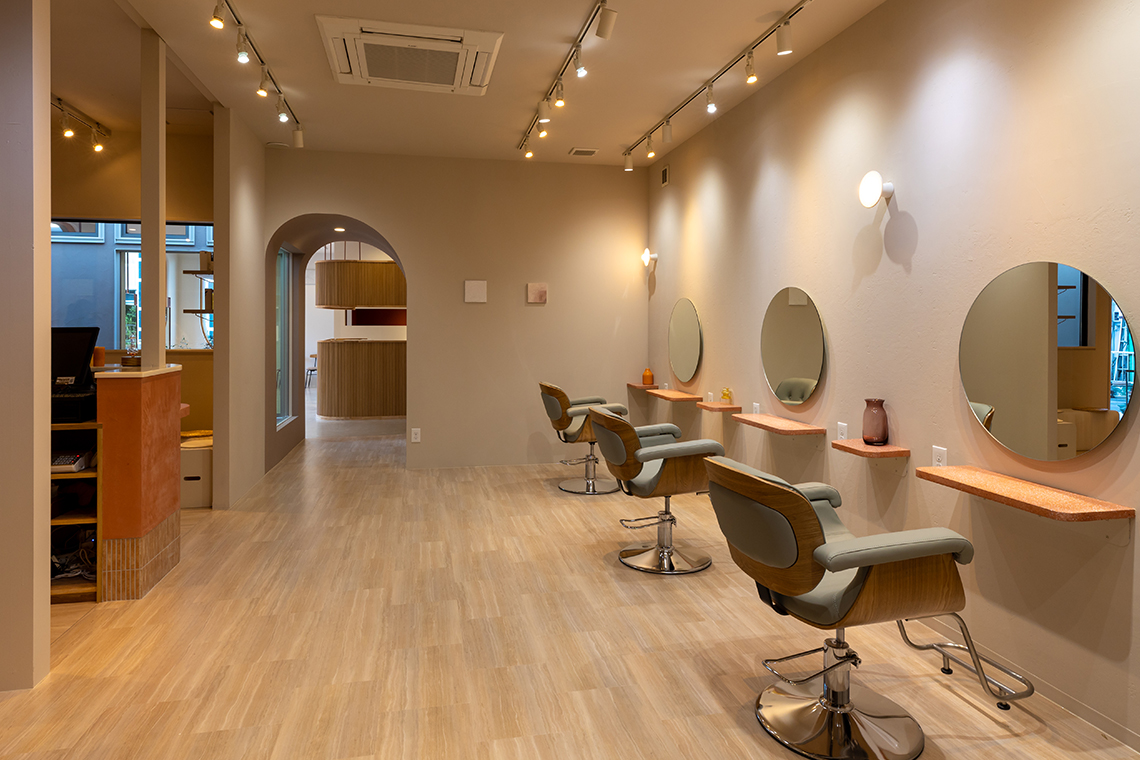 ramphy hair atelier(ランフィーヘアアトリエ)